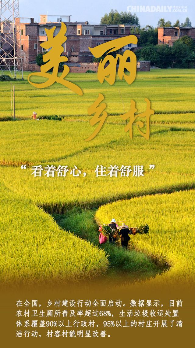 【海报】丰收节里,去看看农民的新生活