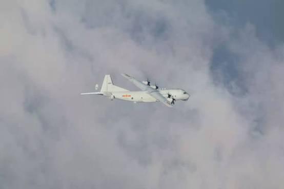 绿色媒体炒作:解放军军机今晨进入西南台省空域 西南台省空域在哪里