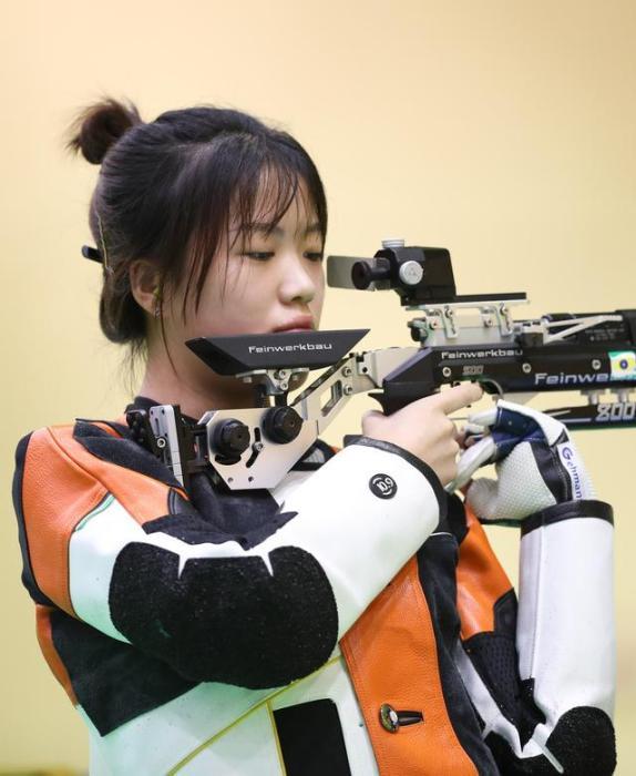 東京點金丨開路先鋒中國射擊隊 這回要打翻身仗