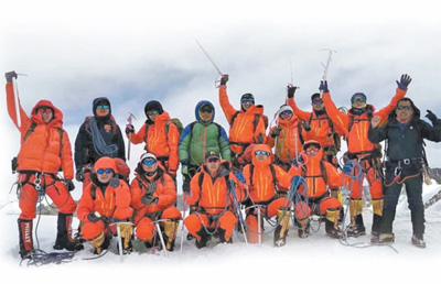 8848.86米 珠峰新高程