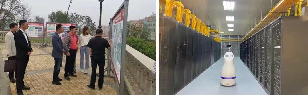 2021上海旺链科技数博之旅,爽爽的贵阳,满满的收获