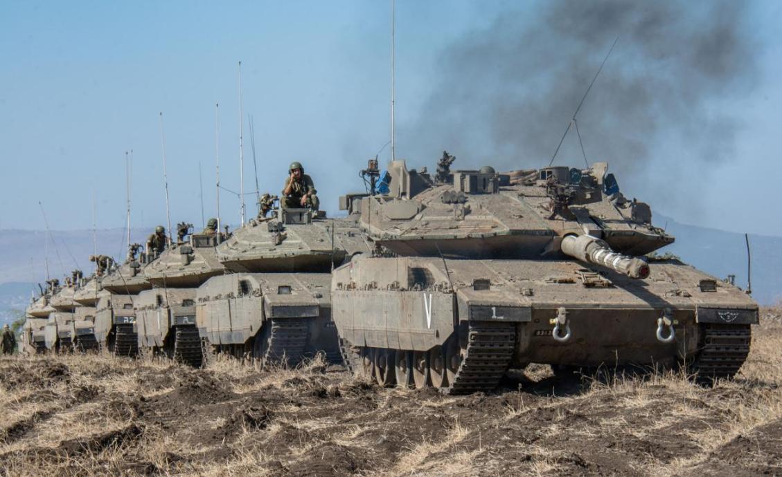 在与拜登谈判后,以色列总理体现将继续对加沙地带采纳动作
