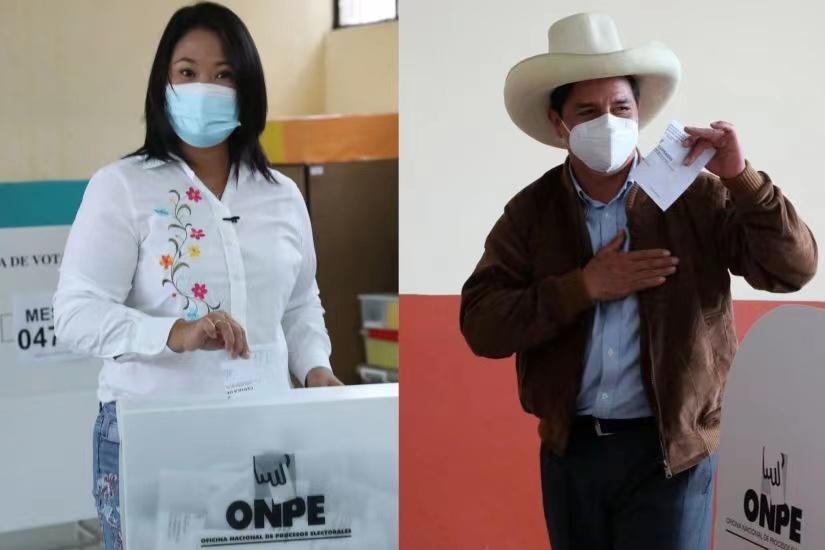 济南法治网秘鲁总统选举第二轮投票结束 出口民调显示藤森庆子暂时领先