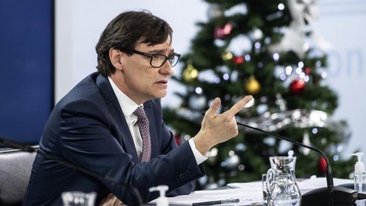 usdt支付接口(caibao.it):西班牙卫生大臣:西班牙将从12月27日起接种新冠疫苗 第1张