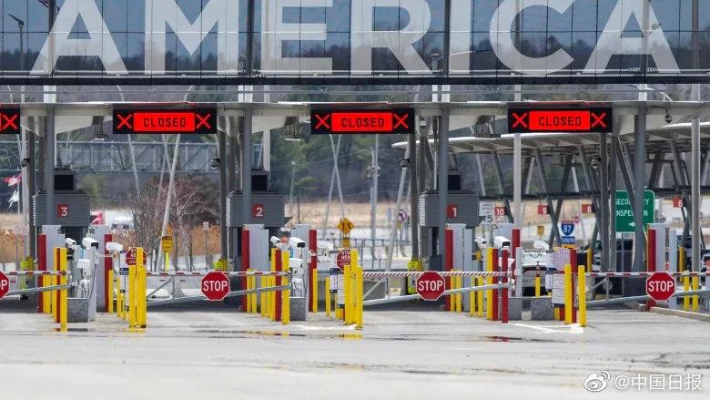 《【欧亿平台注册app】美国继续延长与加墨陆地边界旅行限令至8月21日》
