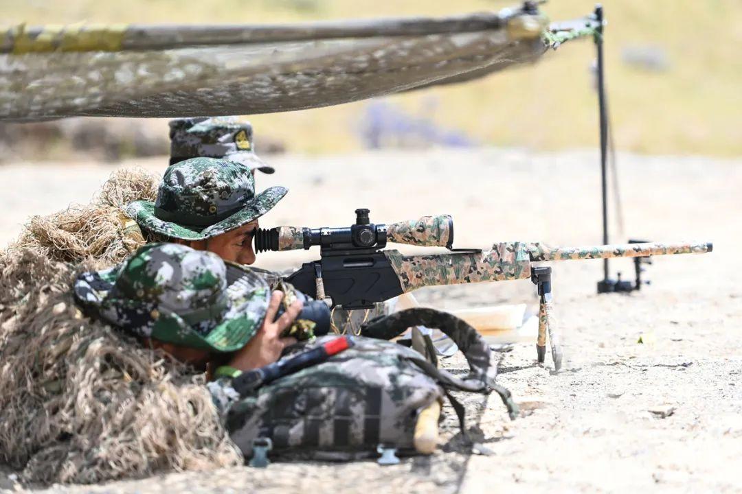《国防部:西藏军区练兵活动全方位检验和提高部队能力素质》