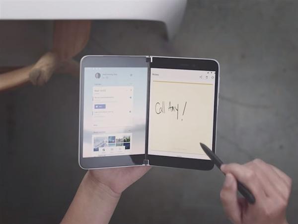 微软Surface Duo一代表现不佳 微软Surface Duo 2能否扭转局面?