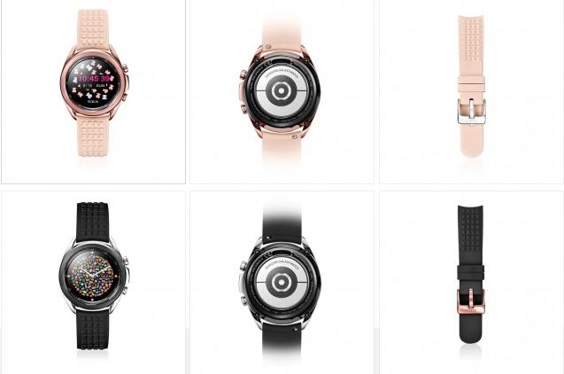海口法制三星推出珠宝版Galaxy Watch3,售价3040元起