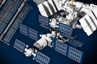 乐高推出国际空间站套装:包含宇宙飞船和机械臂