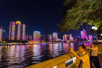 广州将打造百个网红打卡地