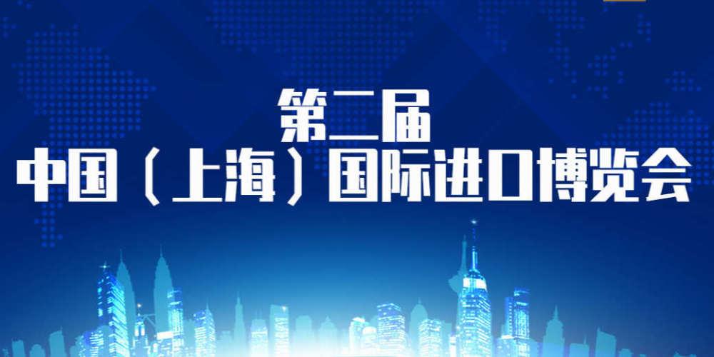 第二届中国(上海)国际进口博览会