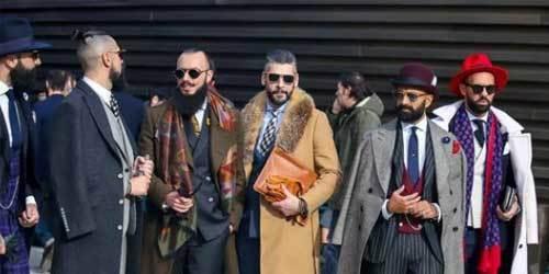 选对大衣凹造型 秋冬也能穿出魅力