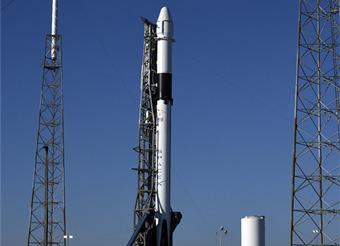 SpaceX将发射猎鹰9号火箭 为国际空间站运送补给