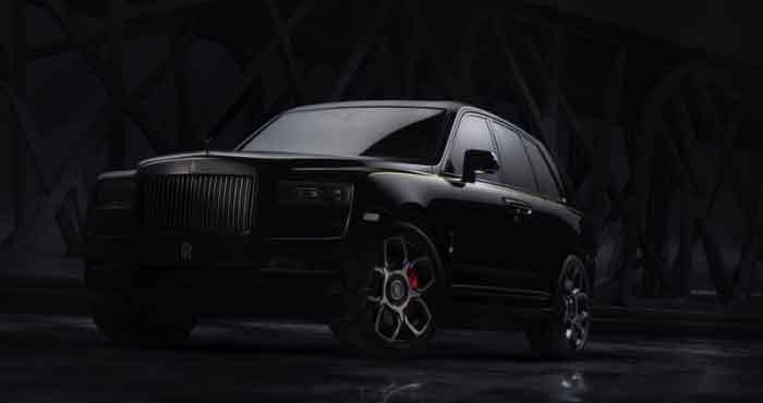 Rolls-Royce Cullinan BB