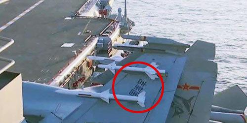 国产航母赴南海训练画面公开 这些细节值得关注