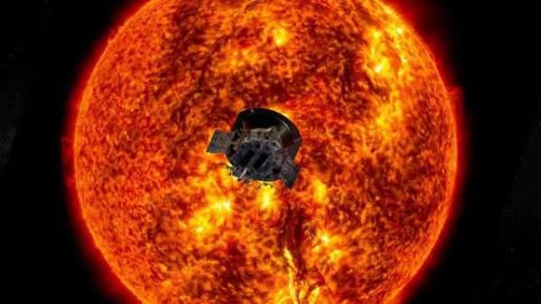 """美国航天局发布""""帕克""""太阳探测器首批成果"""