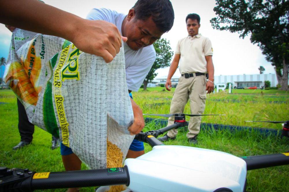 深耕东南亚市场 大疆农业无人机助当地农业现代化