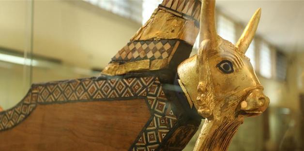 伊拉克博物馆:美索不达米亚文明的瑰宝