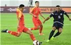 世预赛:中国队7-0胜关岛队