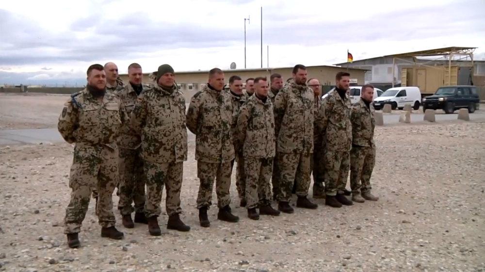 驻阿富汗德军被塔利班点名嘲笑 不是在拒绝出动就是在撤退中