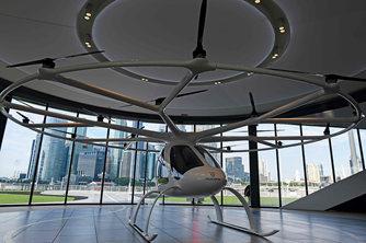 新加坡:不论人驾驶空中的知识分子将测试飞行