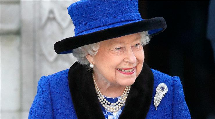 """女王这位""""90后""""的日常生活,也很90后哎!"""