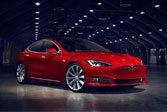 特斯拉Model S高性能电动轿车