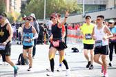 2019上海国际马拉松顺利完赛