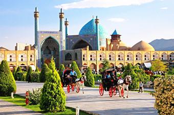 伊朗 | 感受古波斯文明的气韵轩昂与浪漫文艺