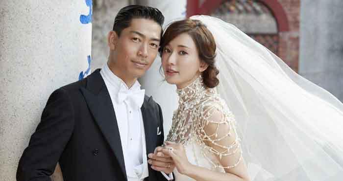 国民女神林志玲大婚,中式礼服更显身材