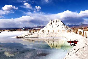 深度 | 茶卡盐湖:网红景点的致富经