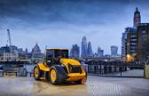 全球最快拖拉机问世 时速达166.73公里