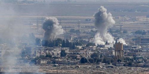 土耳其对叙军事行动持续 多国支持停止对土军售