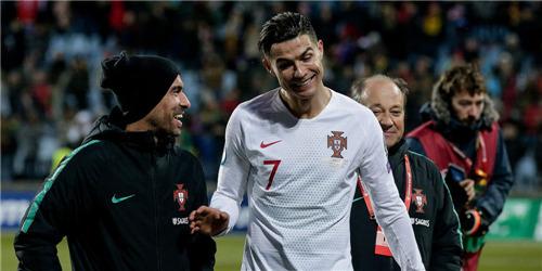 欧预赛:葡萄牙2-0卢森堡