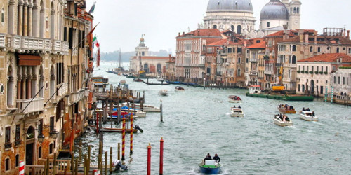 威尼斯2020年起将收取进城税 2022年需预约进城
