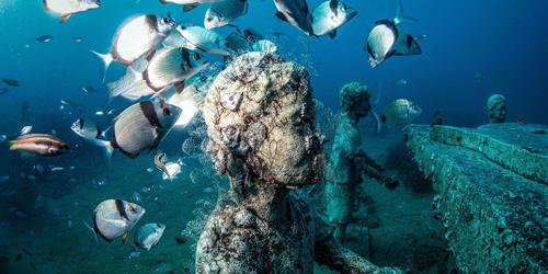 海底王国!这是一座不容错过的水下博物馆