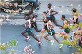 八人破广州马拉松赛事纪录