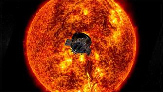"""美國航天局發布""""帕克""""太陽探測器首批成果"""