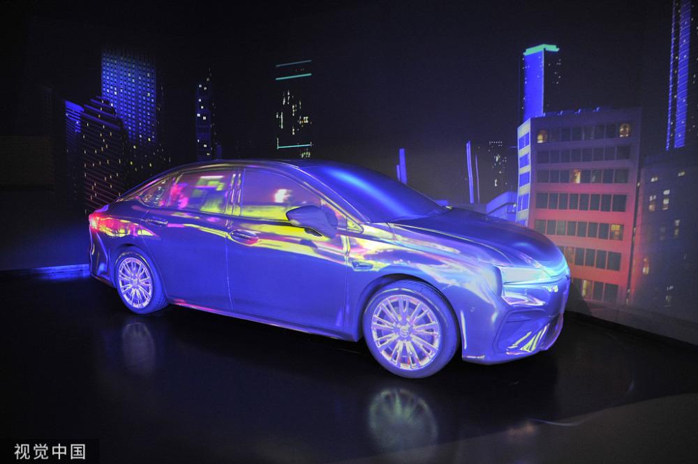 """全国首个 """"低碳·新能源汽车""""科普体验馆开放"""