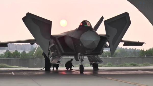歼20将首次亮相空军开放活动