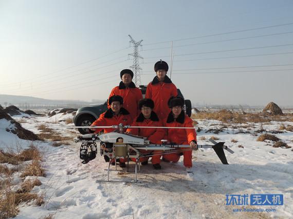 电力巡检飞手杨迪迪:辛苦但值得 应用无人机是趋势