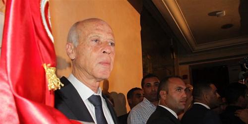 出口民调显示赛义德在突尼斯总统选举中获胜