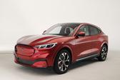 福特全新野马Mach-E纯电动SUV 2021年将引入中国