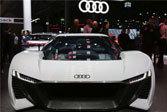 AUDI德国车展公布运动概念车AI系列
