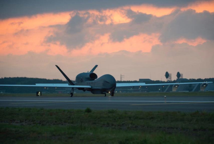 美空军计划退役三分之二全球鹰