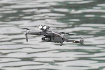 香港土木署拟推无人机检查海事设施