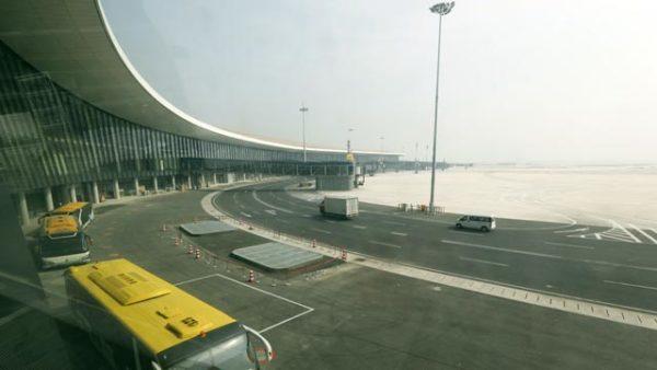 北京大兴国际机场投运在即