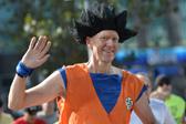 2019紐約馬拉松開幕?參賽參賽者奇裝異服吸引眼球