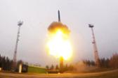 俄全譜系戰略導彈齊射