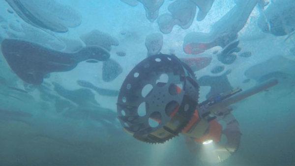 NASA计划在南极冰盖下测试水下漫游车